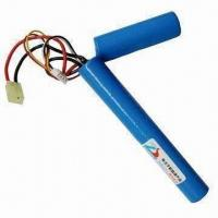 Buy cheap Three Element Material Lithium Power Battery 11.1V 1500mAh 15C for Gun from wholesalers
