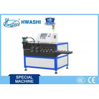 Buy cheap New Condition Steel Wire Straightening Machine , Steel Wire Cutting Machine from wholesalers