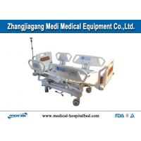 Buy cheap Electric Hospital Intensive Care Bed With Extensive Foot Section from wholesalers
