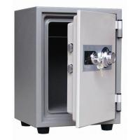 Buy cheap 16 Locking Points Double Door Fire Resistant Safe Box with 8 Steel Live action product