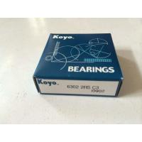 Wholesale Origin From Japan Koyo 6302 Ball Bearing 6302ZZ 6302 2RS from china suppliers