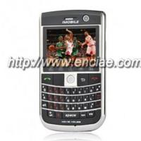 Buy cheap COPY BlackBerry B9630 JAVA TV Mobile Phone Quad Band Dual Sim Call phone from wholesalers