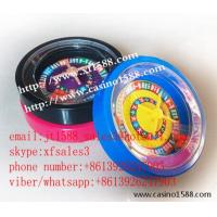 Import acrylic big roulette / 6 inches / 12 inches / game props for   bar/ KTV / Russian roulette Manufactures
