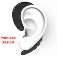 Buy cheap Comfortable Bluetooth Noise Cancelling Headphones Iphone Bluetooth Headset from wholesalers