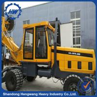 Buy cheap drilling rigs auger DTH full hydraulic power truck mounted drilling piling rig from wholesalers