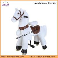 Buy cheap My Little Pony for girl, best quality Game Ride on Horse toy, Pony toy, Mechanical Horse from wholesalers