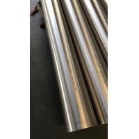 Wholesale 316L Stainless Pipe Welding ASTM A312 TP316L ERW Steel Pipes SGS ISO MTC from china suppliers