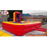 Buy cheap Pole Joust Blow Up Inflatable Sports Games Kids Jumpers For Garden House from wholesalers