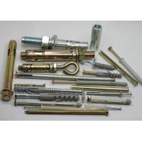 Buy cheap Expension bolts,  Sleeve anchor,  Wedge anchor,  Drop in anchor,  Chemical anchor from wholesalers