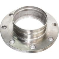 Buy cheap Stainless steel Grooved  Flange connector from wholesalers
