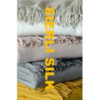 Buy cheap 100% mulberry silk throw , natual silk throw ,High quality silk throw ,soft and comfortable silk throw from wholesalers