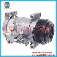 Buy cheap Denso 10S17F ac a/c compressor for 2003-2010 GMC Sierra 1500 2500 3500 4.3L 6.6L /Chevrolet Silverado Express 1500 2500 from wholesalers