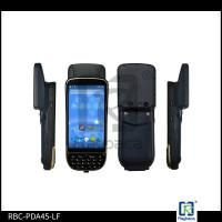 Buy cheap 125KHz Android Mobile Handheld RFID Reader Long Distance Non - Removable Design from wholesalers