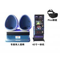 Buy cheap PICO Glasses 9D Virtual Reality Cinema / 9D VR Chair 7 Square Meter 1500W from wholesalers