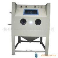 China Durable Professional Glass Wet Blasting Equipment  Corrosion Resistant Automatic Feeding on sale