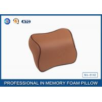 Buy cheap Best Memory Foam Car Neck Pillow and Waist Cushions Alleviating Pain in Car from wholesalers