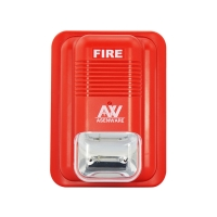 Buy cheap CSS2166 Addressable Fire Alarm Panel 100 dB Conventional Fire Alarm Horn Strobe from wholesalers