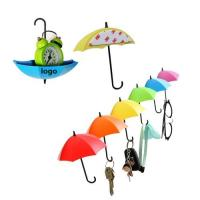Buy cheap Umbrella Shaped Wall Hangings Hooks from wholesalers