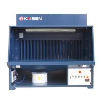 Wholesale Polishing Downdraft Grinding Table Dust Collector from china suppliers