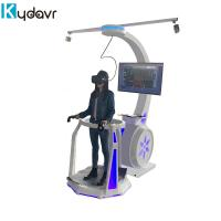 Buy cheap New Style vr equipment Virtual Reality Music Games Machine 9D VR Music Simulator for Shopping Center from wholesalers