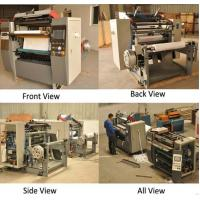 China ATM Shaftless Paper Slitter And Rewinder Machine on sale