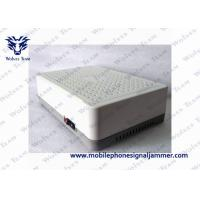 Buy cheap 8W Total Power Mini Cell Phone Jammer , Electronic Signal Jammer 1.5kg Weight from wholesalers