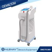 Buy cheap FDA approval permenent  12*20 big spot size 808nm diode laser hair removal machine for sale from wholesalers
