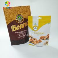 Buy cheap Food Packaging Resealable Stand Up Pouches Plastic Bag For Meat / Pork / Beef / Sea Food from wholesalers