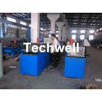 GI Coil Furring Channel Roll Forming Machine For Making Roof Ceiling Batten With Guiding Column Forming Structure Manufactures