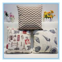 Buy cheap Custom printing pillow case cushion cover with high quality and low price from wholesalers
