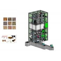 Buy cheap Automatic Agriculture Farming Machine Broiler Chicken Feed Line For Pig Cattle from wholesalers