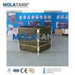 Buy cheap Molatank Commercial Aquarium Collapsible PVC Fish Farming Tank, Popular in Sri Lanka from wholesalers