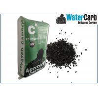 Buy cheap High Strength Wastewater Treatment Chemicals Coal Based Granular Activated Carbon from wholesalers