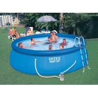 "Buy cheap Intex 10'x30"" Easy Set Above Ground Inflatable Swimming Pool with Pump 56420 from wholesalers"