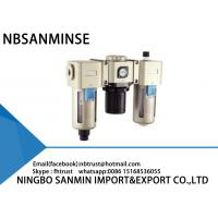 Buy cheap Compressor Air Regulator Moisture Filter Airtac Type GC Series ISO9001 Certification from wholesalers