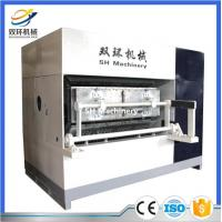 Buy cheap Fully automatic egg tray making machine with environmental drying system ISO9001 and CE from wholesalers