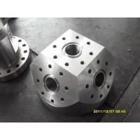 Buy cheap API 6A AISI 4130 Forged Forging Steel CHOKE  KILL Manifold,HP MUD CEMENT HIGH PERFORMANCE BLOCK TYPE BUTT WELD FITTINGS from wholesalers
