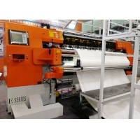 Buy cheap 1500rpm Non Shuttle Foam Mattress Computerized Quilting Machine from wholesalers