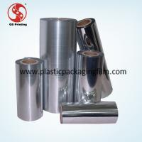 Buy cheap Silver Metalized Polyester Film , Thermal Lamination Film Gravure Printing Available from wholesalers