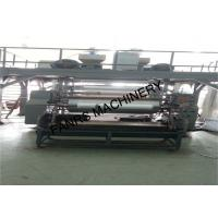 LLDPE LDPE Stretch Film Big Roll Extrusion Machine With 1500 mm Width Manufactures
