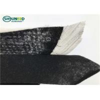 Wholesale Needle Punched Nonwoven Black Shoulder Pads For Women'S Clothing Free Sample from china suppliers