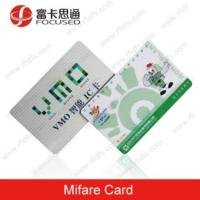 Buy cheap Mifare Card With Desfire Ev1 from wholesalers