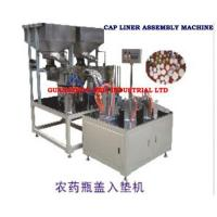 Buy cheap Cap liner assembly machine from wholesalers
