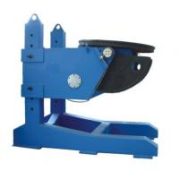 Buy cheap 2000Kg  Lifting Welding Positioner with 1200 mm working table and revolving and tilting functions from wholesalers