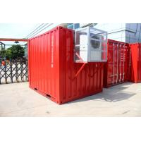 Buy cheap Temperature Controlled Cold Storage Containers , Freezer Shipping Containers Quick Freezing from wholesalers
