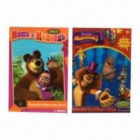 Buy cheap 3-D Lenticular Posters, Wonderful Designs, More Fresh and Clear Colors product