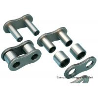 Industrial Stainless Steel Conveyor Link Chain High Precisions Easy Installation Manufactures