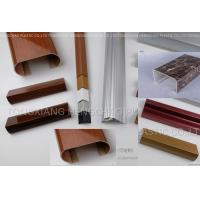 Buy cheap Waterproof Pvc Profile Extrusion With Printing Surface Treatment Customized from wholesalers
