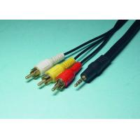 Car Audio RCA Cable HKRC039CP Manufactures
