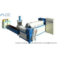 Buy cheap High Efficiency Bottle Recycling Machine , PVC Granulating Machine from wholesalers